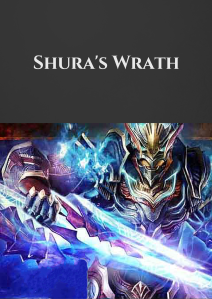 Shura's Wrath cover